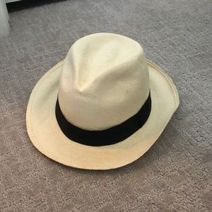 J.Crew Genuine Panama Hat